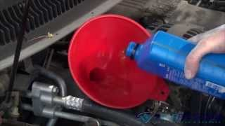 Oil Change & Filter Replacement Chevrolet