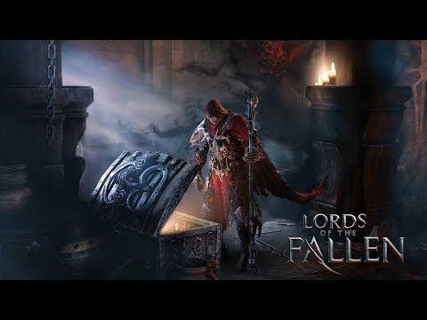 Lords of the Fallen XEON E5 2640 + GTX 970 ( Ultra Graphics ) ТЕСТ