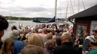 Hej Gamle Man in Marienhamn, Åland 22.7.2016 - Summer fun with Björn Ulvaeus