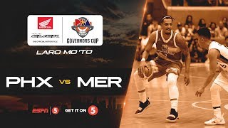 Full Game: Phoenix vs. Meralco | PBA Governors' Cup 2018 Quarterfinals