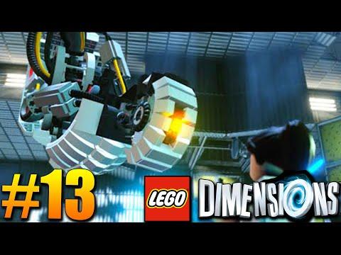 LEGO PORTAL 2!
