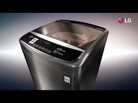 ¿Por qué te conviene una lavadora de carga superior LG con motor Smart Inverter?