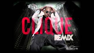 Clique Remix - Kanye West feat Big Sean, Jay Z,  & Yomo (Unofficial Version) (Preview)