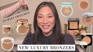 Luxury Bronzer Round-Up - Guerlain | Charlotte Tilbury | Dior