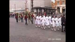 preview picture of video 'Raduno Alpini Forlì 2003 - Sfilata -'