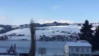 スイス発 ルツェルン湖沿いの電車道【スイス情報.com】