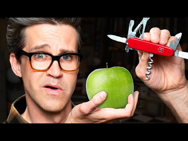 Swiss Army Knife Challenge