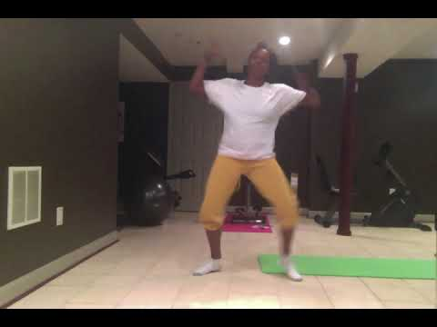 level up choreography