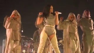 Rihanna Pose Live Anti World Tour Jacksonville