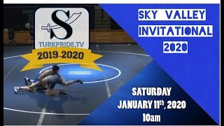 Sky Valley Invitational 2020