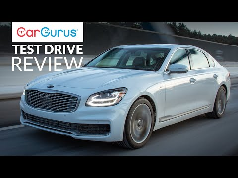 External Review Video 854LaByVxXk for Kia K9 / K900 Sedan (2nd gen)