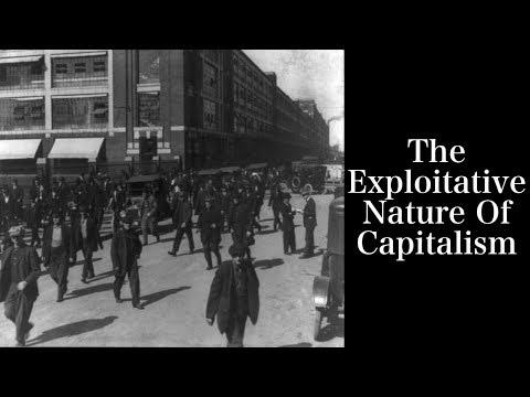 The Exploitative Nature of Capitalism