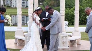 Atlanta Wedding Videography | Dexter and Syanna Wedding Film | Cha'Le Gardens