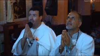Vídeo - Aparição de Nossa Senhora do dia 03 de fevereiro de 2018