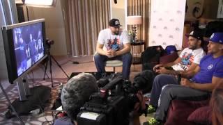 UFC Berlin: Behind The Scenes With Nick Hein