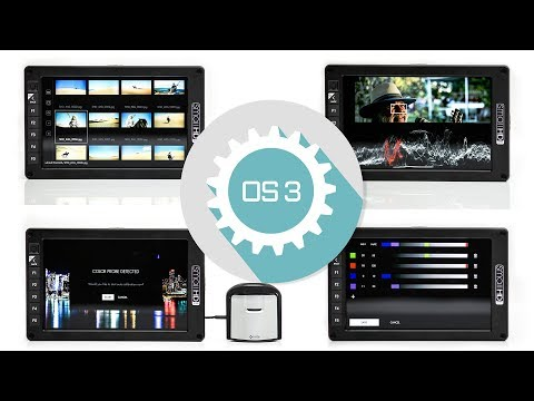 SmallHD OS3 - Our Biggest Firmware Update Ever!