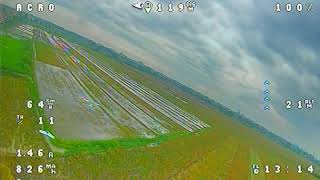 Chasing and Formation Fixed Wing FPV - Kimcil V2