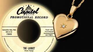 FARON YOUNG - The Locket (1957) Teriffic Teener from the Sheriff!