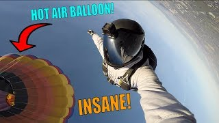 SCARIEST THING I'VE EVER DONE!!