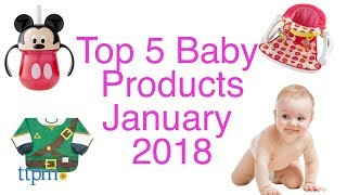Top 5 Baby Gear in January 2018
