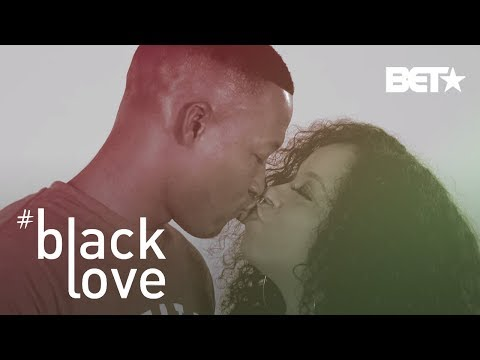 Black Love: Flex Alexander and Shanice Found Black Love From Friendship