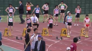 20170422群馬リレーカーニバル女子100m8組