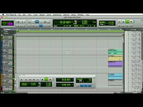 Playback and Edit Cursor in Pro Tools