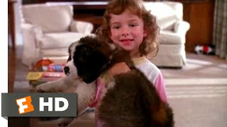 Beethoven (1992) - The New Puppy Scene (1/10) | Movieclips