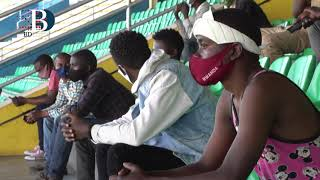 Rwandans caught breaking curfew or not wearing masks are being sent