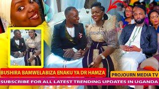 Dr Hamza Ssebunya Wuuno Bushira Betty Eyali Mukyala We Kyadaakyi Naye Afunye Omubeezi Gwayanjjudde
