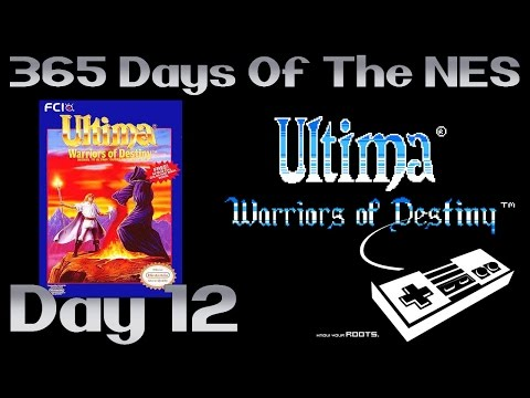 ultima warriors of destiny nes rom