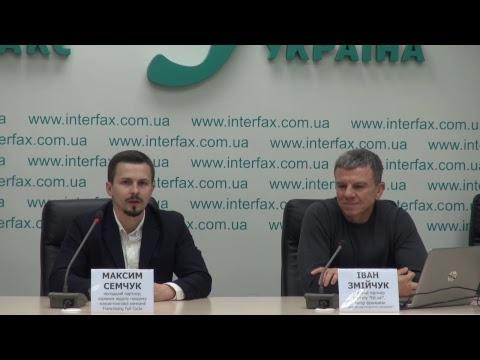 """Трансляция пресс-конференции на тему """"Франшиза """"Система партнерских продаж"""" как инструмент кардинальных изменений рынка недвижимости Украины"""""""