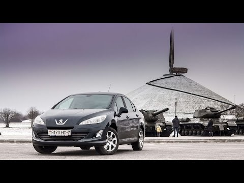 Фото к видео: Тестдрайв: Peugeot 408 1.6(EC5) 5MT Active, 2014my
