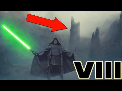 Secrets of Luke's Force Tree - Star Wars The Last Jedi Theory Explained