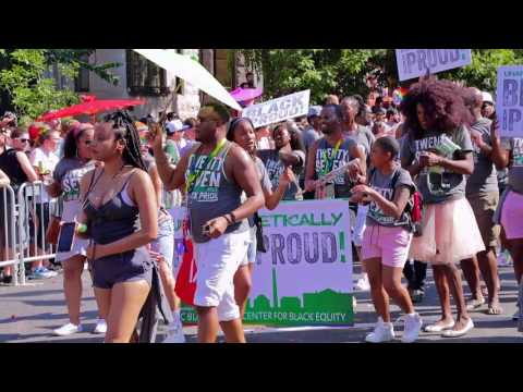2017 Washington DC Capital Pride Parade