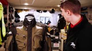 preview picture of video 'Doble Product Review: Spidi Voyager 3 Jacket'