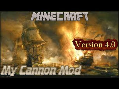 Struggles Of Steve The Pirate / Myles' Cannon Plus Mod Version 4.0