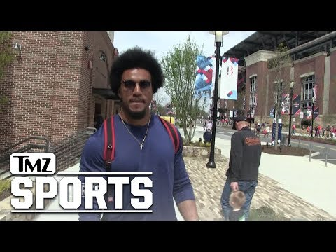 Falcons Star Vic Beasley Wants Atlanta to Try Out Quavo at QB | TMZ Sports