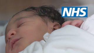 Newborn hearing screening | NHS