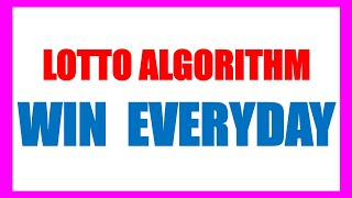 The Lotto | The lottery, The Lotto Code, win Everyday