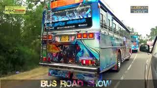Vikum Creations Bus Road Show by yashan damiru