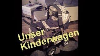 Unser Kinderwagen