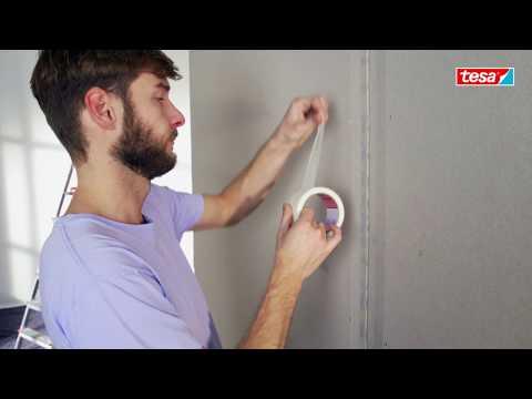 tesa® Glasfaser-Gewebeband