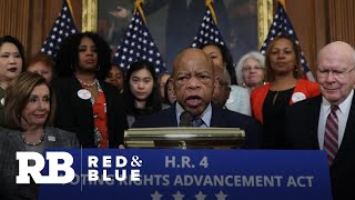 New film on Rep. John Lewis' 50+ years of fighting for equal rights