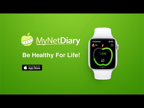 MyNetDiary for Apple Watch