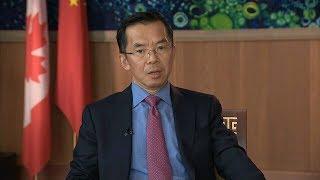 Chinese Ambassador Lu Shaye discusses diplomatic dispute with Canada