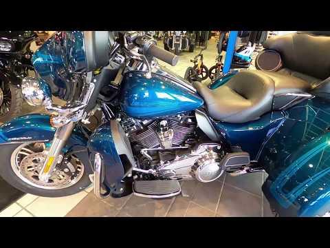2020 Harley-Davidson Tri Glide Ultra Trike