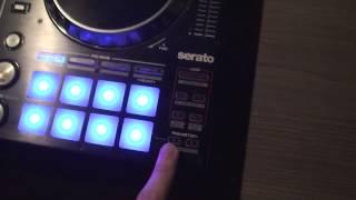 Serato Flip with Pioneer DDJ-SX