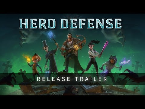 Hero Defense - Release Trailer thumbnail