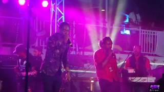 "Bounty Killer ""Look into my eyes"" LIVE on the Welcome to Jamrock Reggae Cruise!!!"
